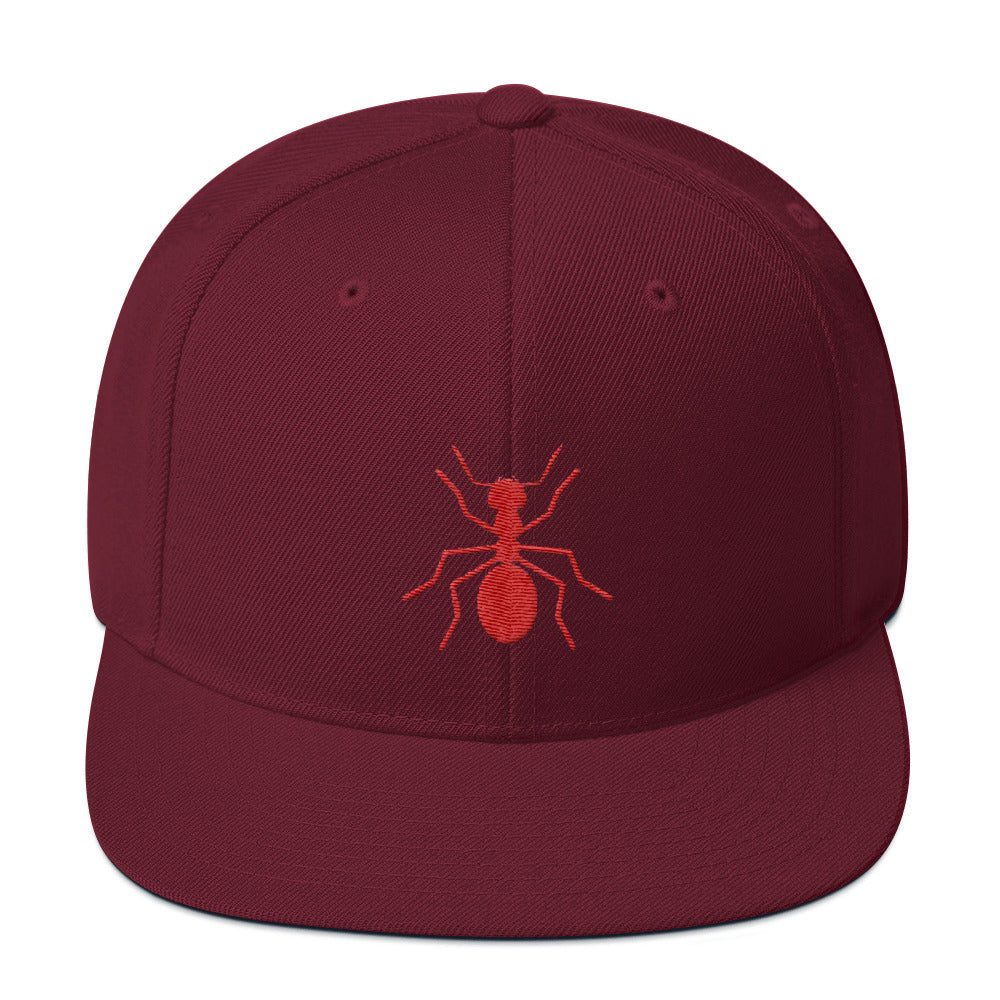 Snapback Red