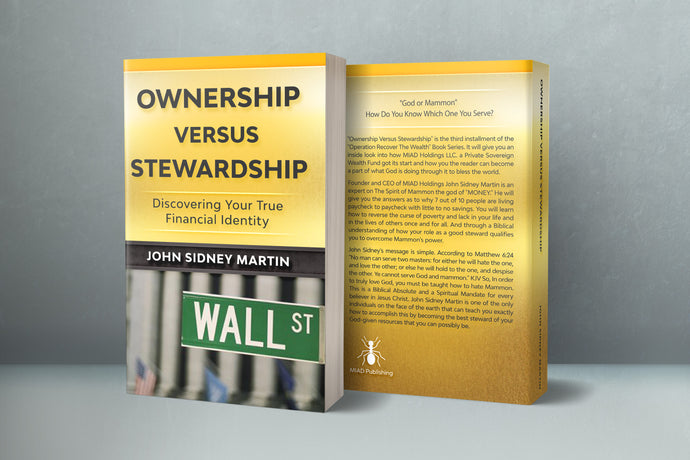 Ownership V/S Stewardship (COMING SOON)