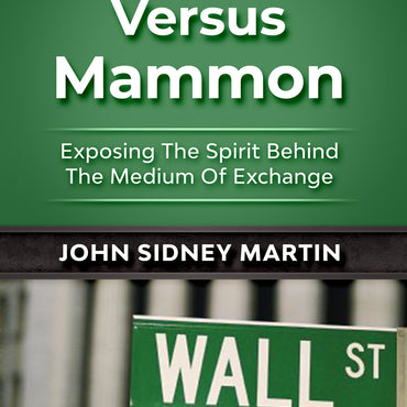 Money V/S Mammon Self Study Course (COMING SOON)