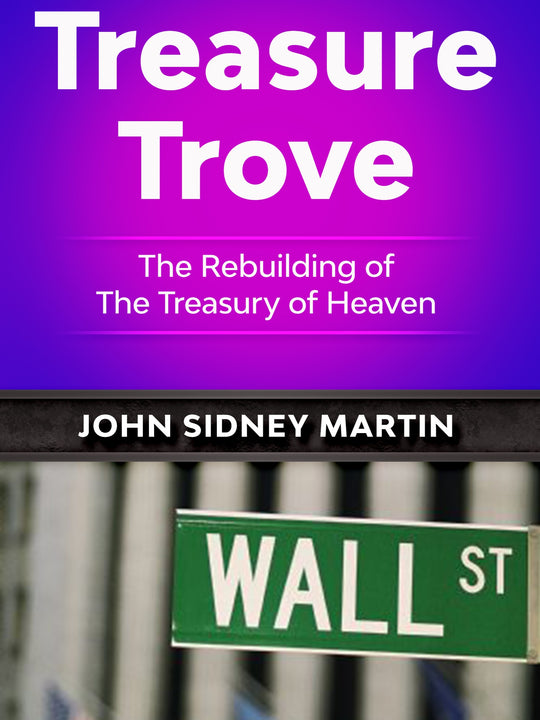 Treasure Trove (PAPERBACK COMING SOON)