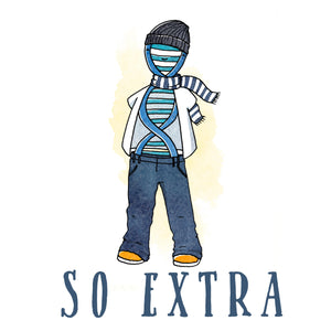 DNA So Extra & Designer Genes Shirts