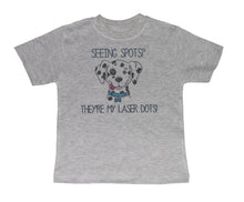 Dutch the Dalmatian Laser Dot Shirt - Ever Grey Designs