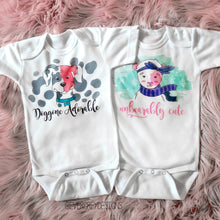 Watercolor Port Wine Stain Shirts & Onesies - Ever Grey Designs