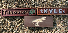 VBF FUNDRAISER CUSTOM CARVED WOOD SIGNS