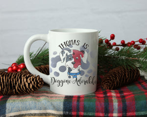 My Son is Doggone Adorable Mug - Ever Grey Designs