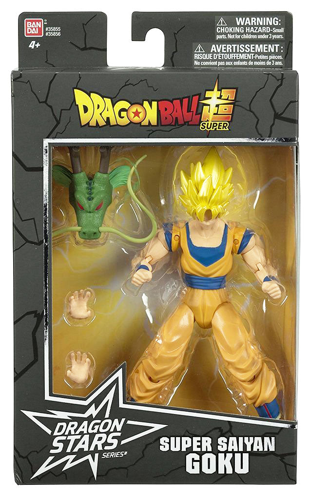 ae30bcc848208 Super Saiyan Goku | Dragon Star Action Figure | Dragon Ball Super ...