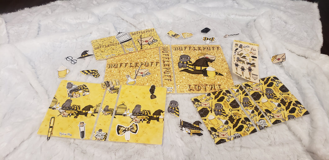 Hufflepuff Just & Loyal   _ Complete Bundle