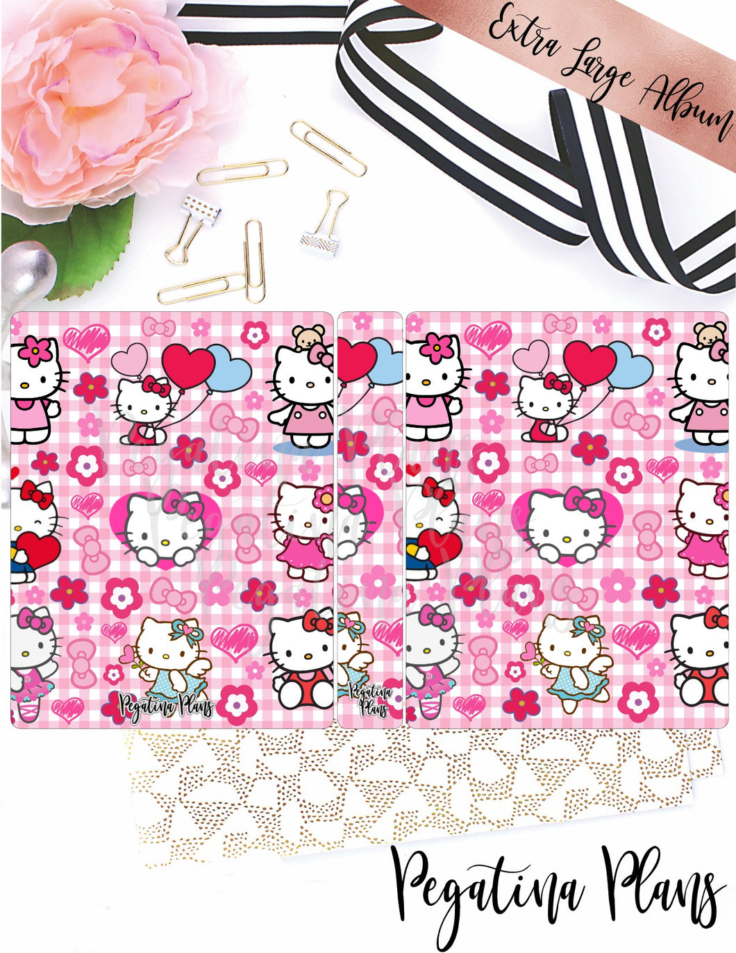 Hello Kitty _ Extra Large  Album