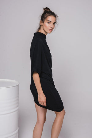 NON194 Sidelong top/dress