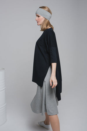 NON304 Loose fit top with pocket