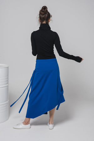 Non393 Tied Skirt