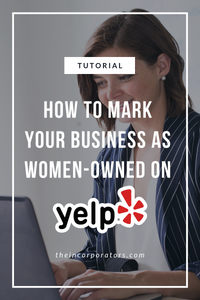 how to mark your business as women-owned on yelp