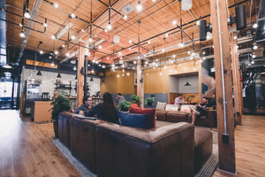 coworking space - make offices and wework review