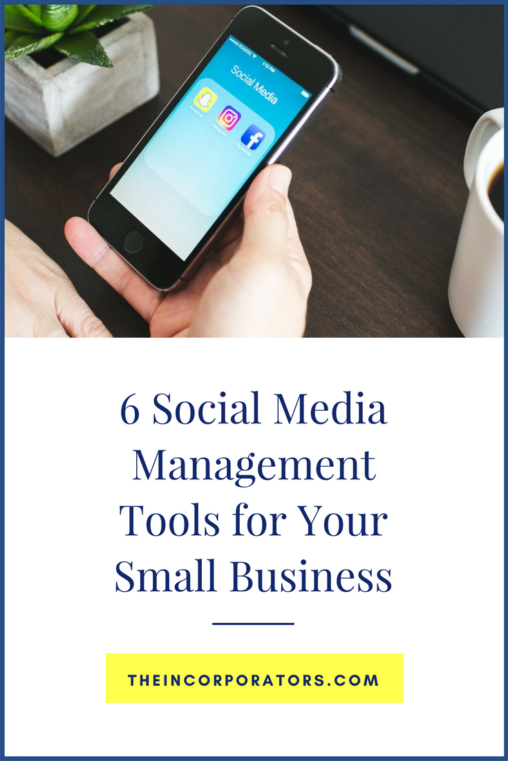 Social Media Tools for Small Businesses