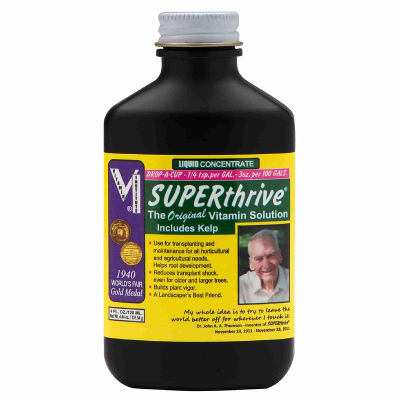 SUPERthrive 4 Ounce Vitamin Solution with Kelp