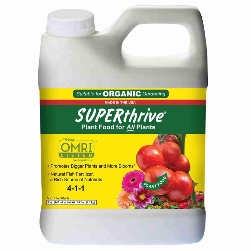 SUPERthrive Plant Food