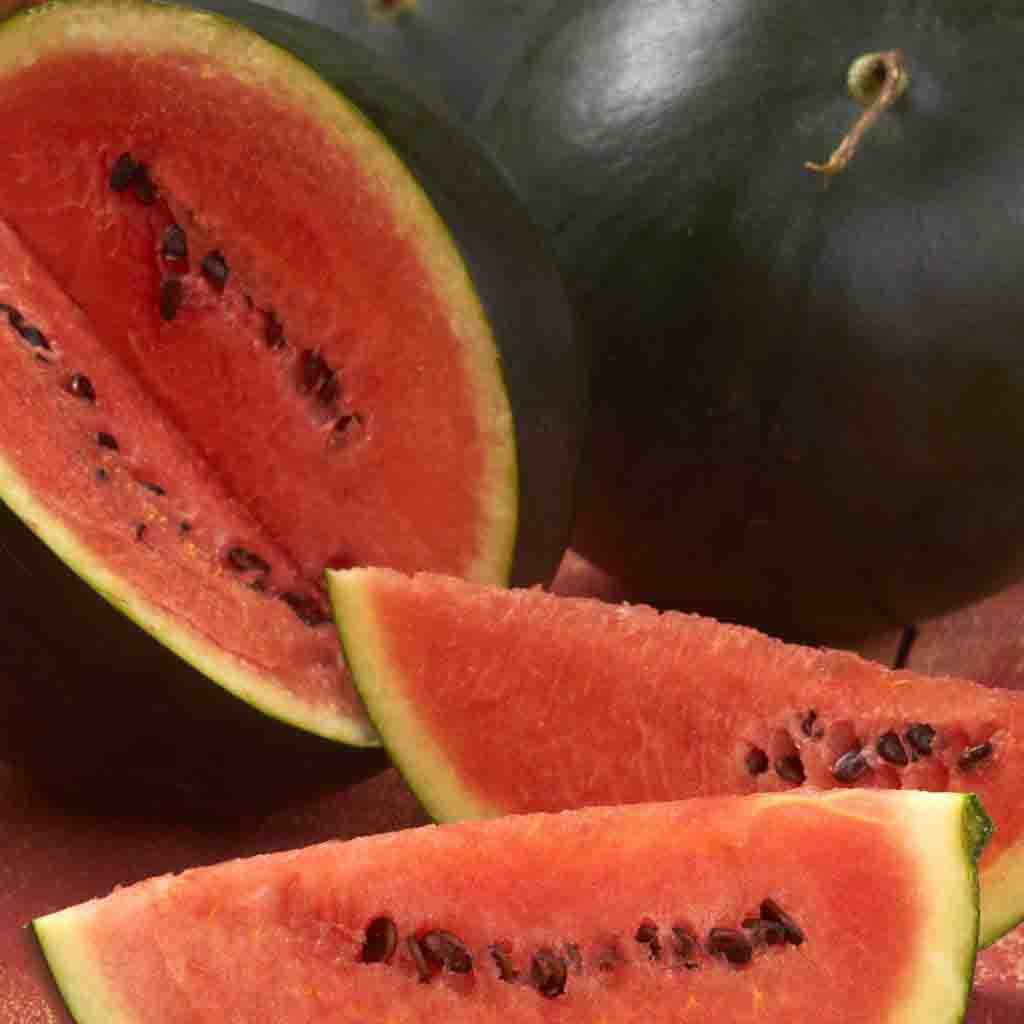 How to choose a watermelon and unusually serve it