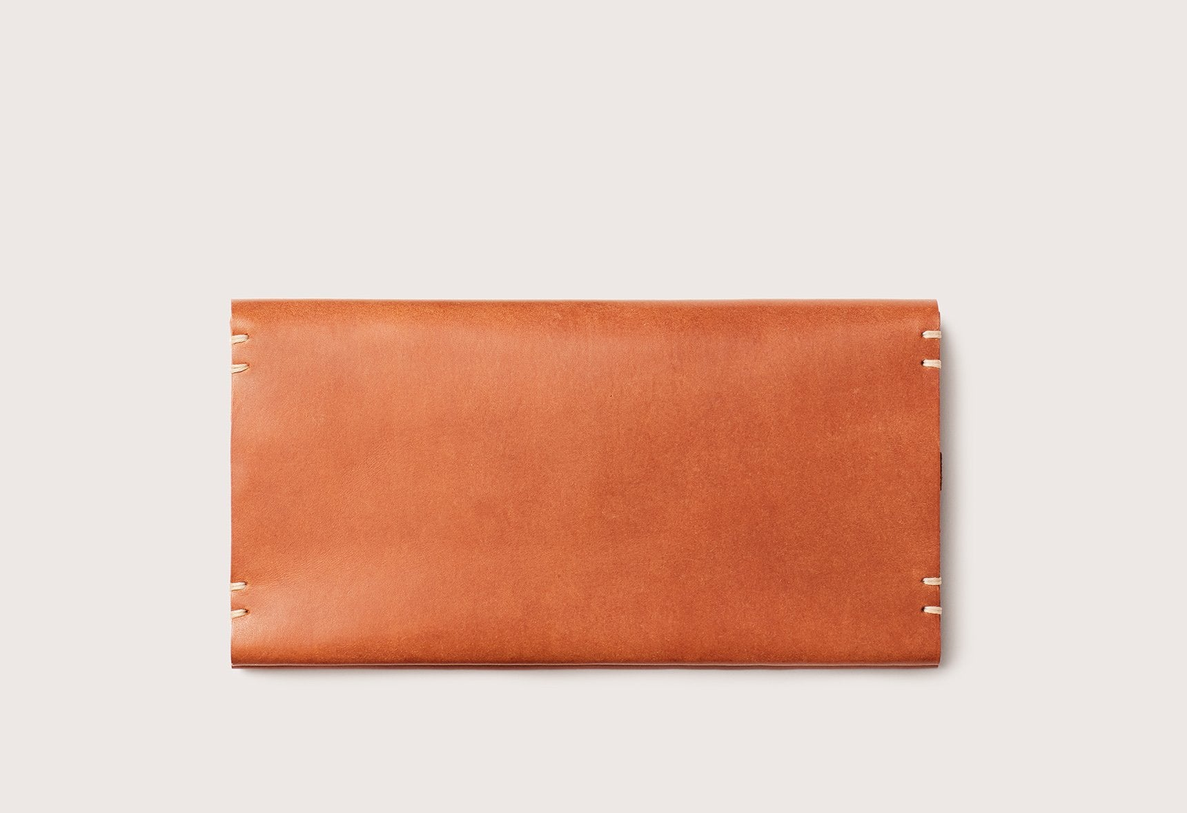 Hand Sewn Rectangle Bifold