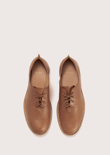 BRAIDED OXFORD - WFBOXL_TAN