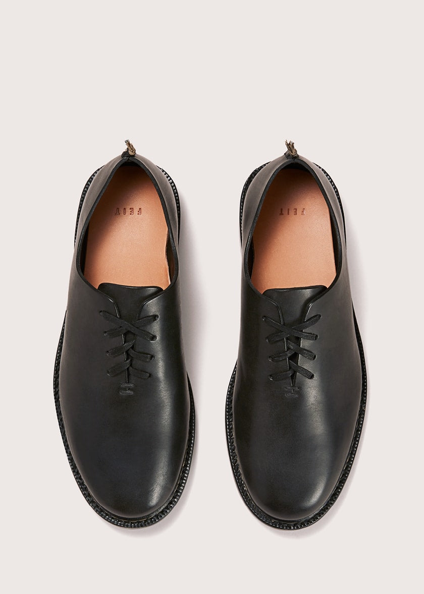 BRAIDED OXFORD - MFBOXL_BLK