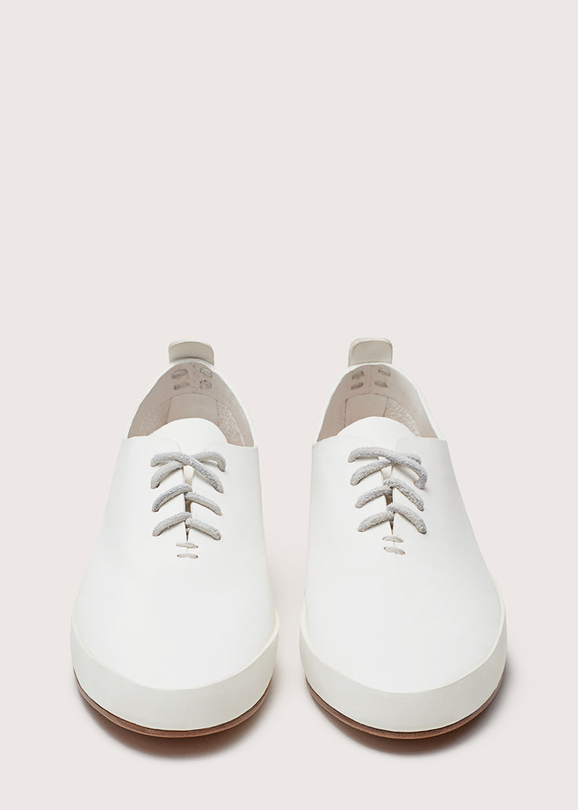 HAND SEWN COURT - WFCOURTH_WHT