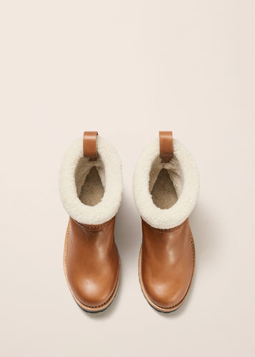 Shearling Boot