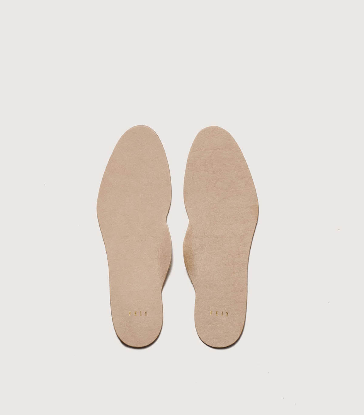 WOMEN'S LEATHER FOOTBED