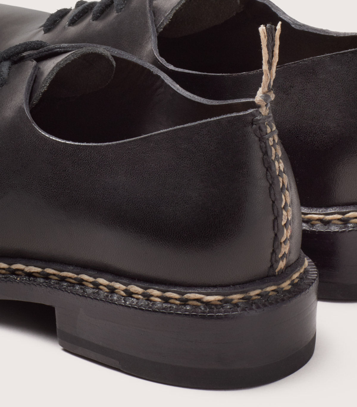 BRAIDED OXFORD - WFBOXL_BLK