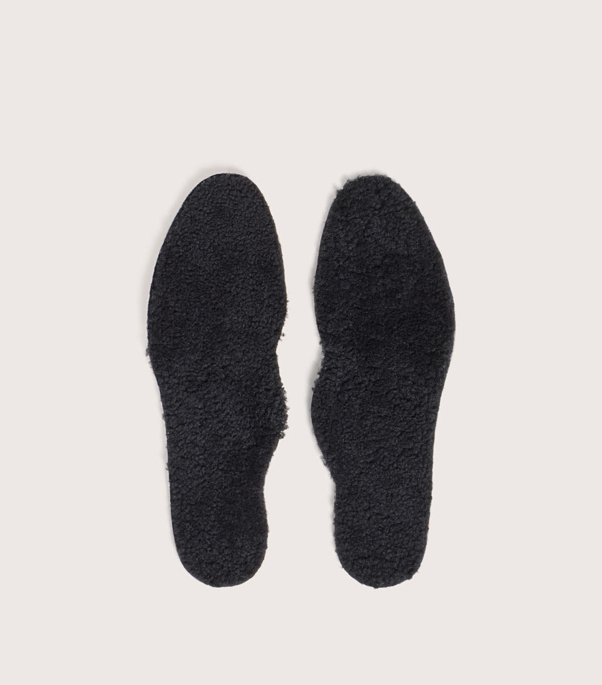 MEN'S WOOL FOOTBED - SCMFFBW_BLK