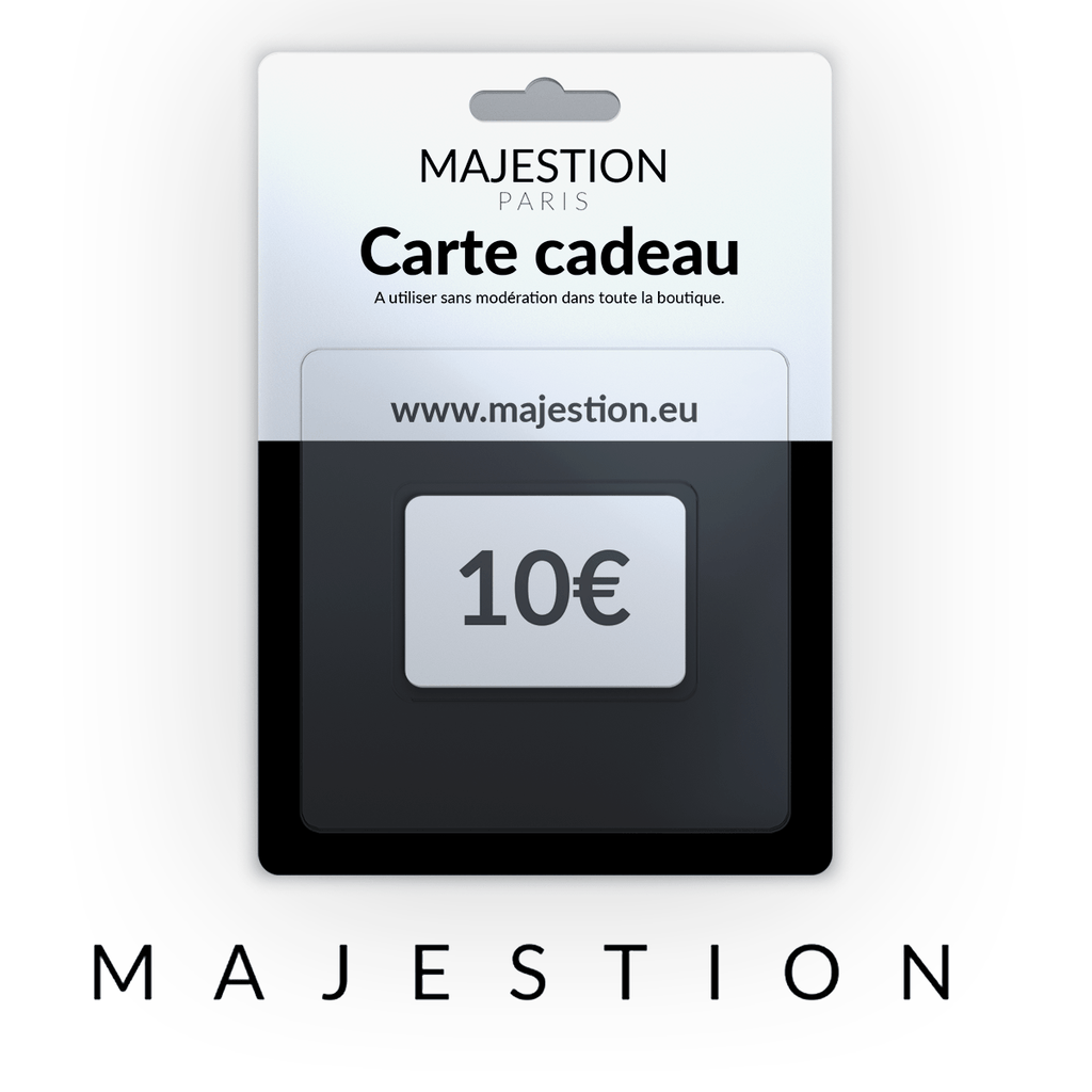 Majestion Gift Card