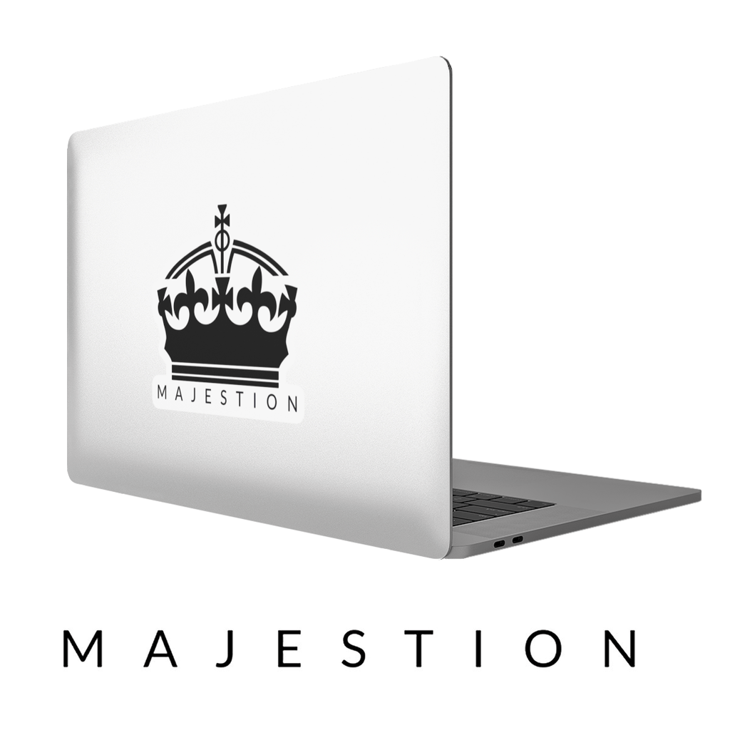 Macbook Air Sticker Majestion