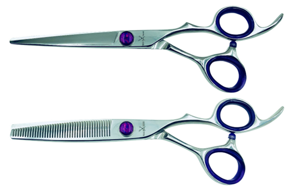 2 Elite Shears w/Traditional Handles; Swap for Sharp Shears Every 4 Months