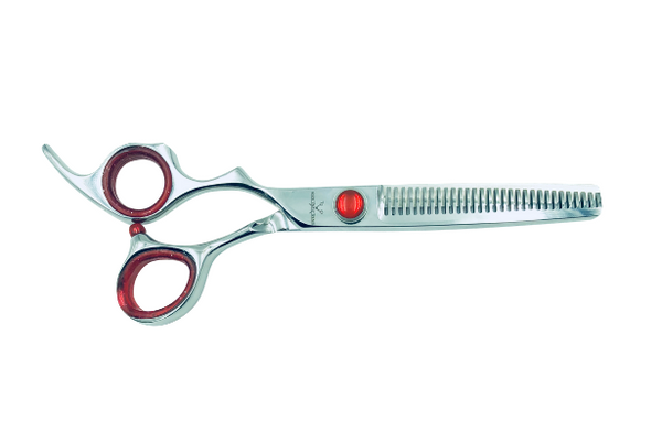 1 Premium Left-handed Shear w/Traditional Handle; Swap for a Sharp Shear Every 6 Months