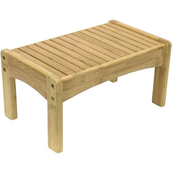 Bamboo Step Stool - Sorbus Home
