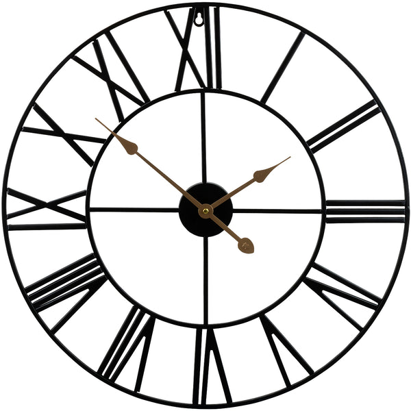 "24"" Oversized Wall Clock - Sorbus Home"