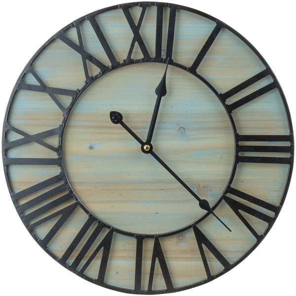 "16"" Coastal Wall Clock - Sorbus Home"