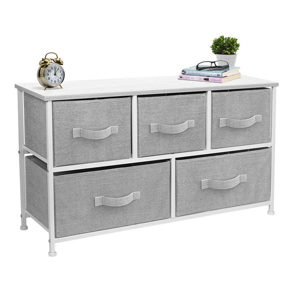 5-Drawer Dresser - Sorbus Home