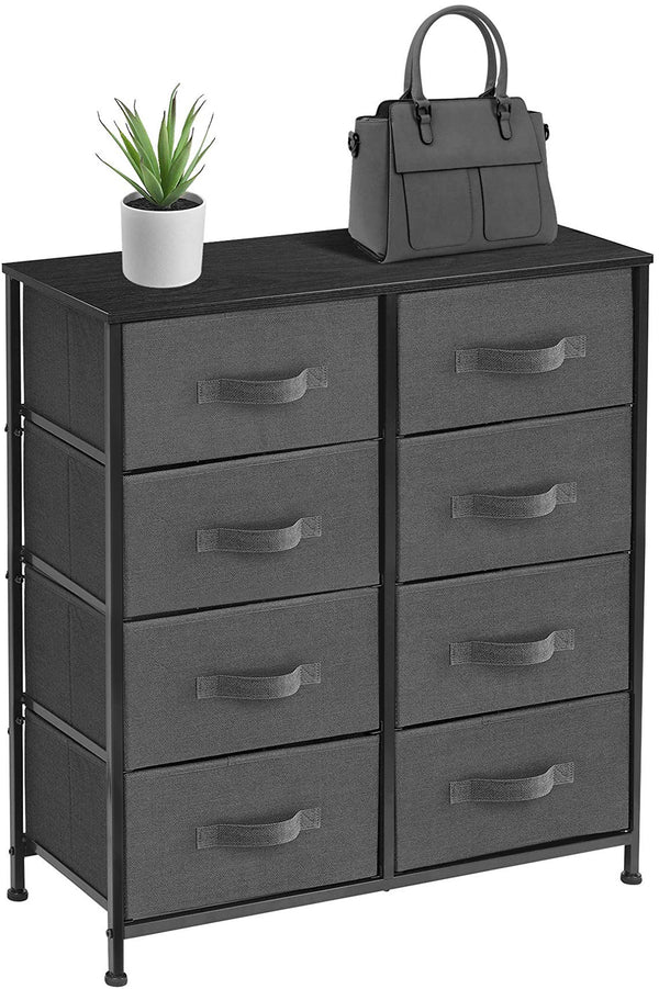 8-Drawer Dresser Chest - Sorbus Home