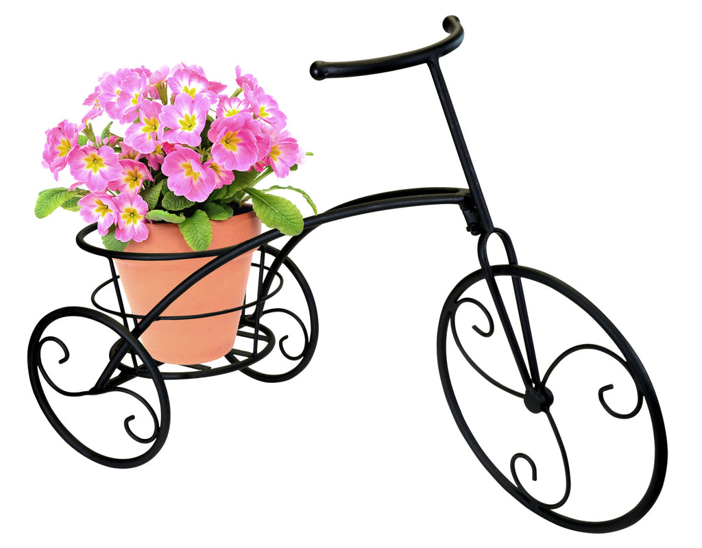 Tricycle Single Flower Pot Holder - Sorbus Home