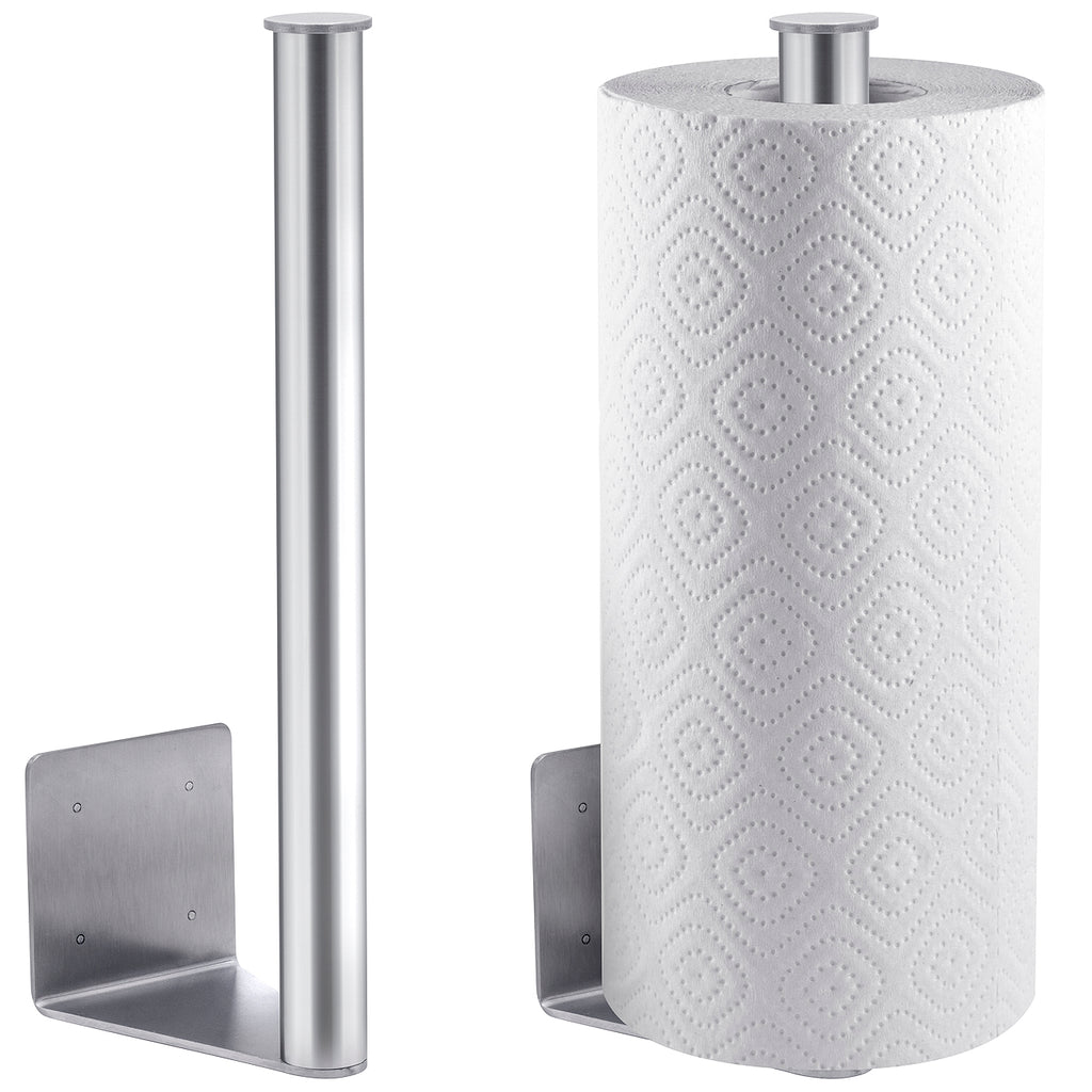 Magnetic Paper Towel Holder - Sorbus Home