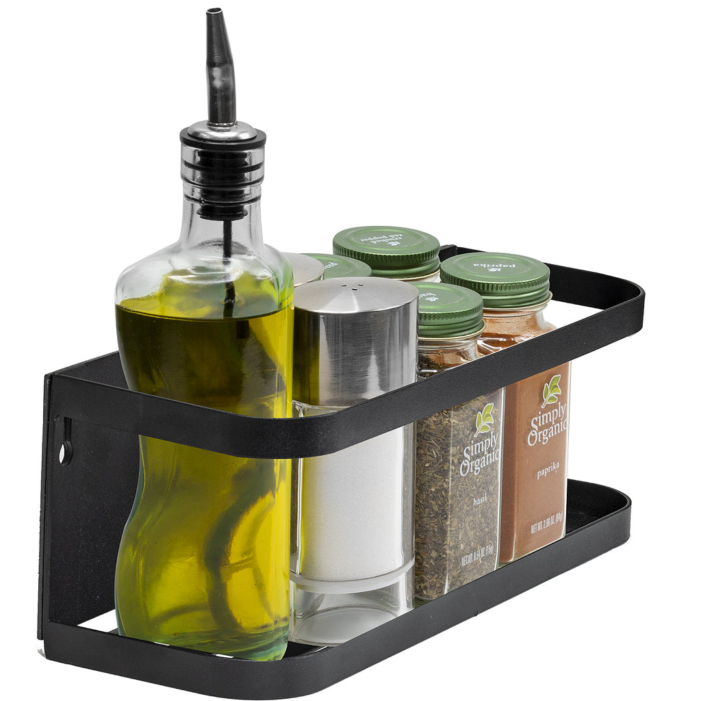 Magnetic Spice Rack Shelf - Sorbus Home