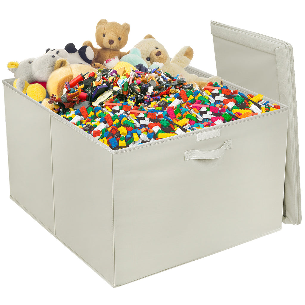 Square Storage Toy Chest Bin - Sorbus Home