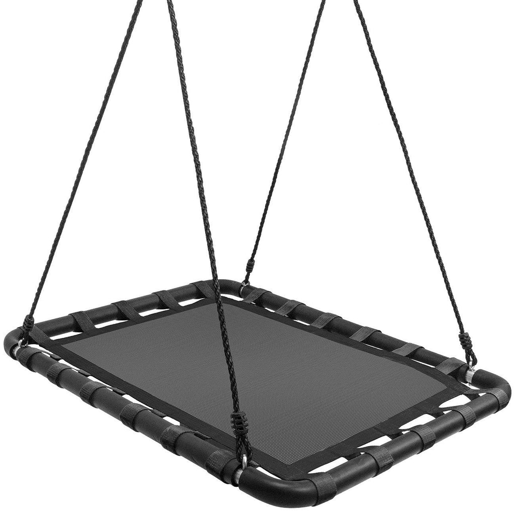 Kids Platform Mat Swing - Sorbus Home