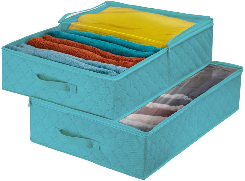 Underbed Storage Bags (2-Pack) - Sorbus Home