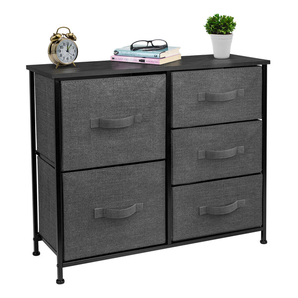 5-Drawer Dresser Chest
