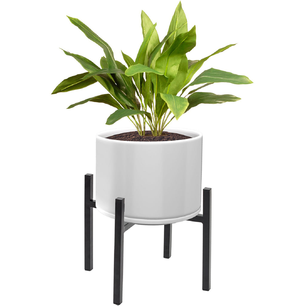 Mid Century Modern Plant Stand (14-inch) - Sorbus Home
