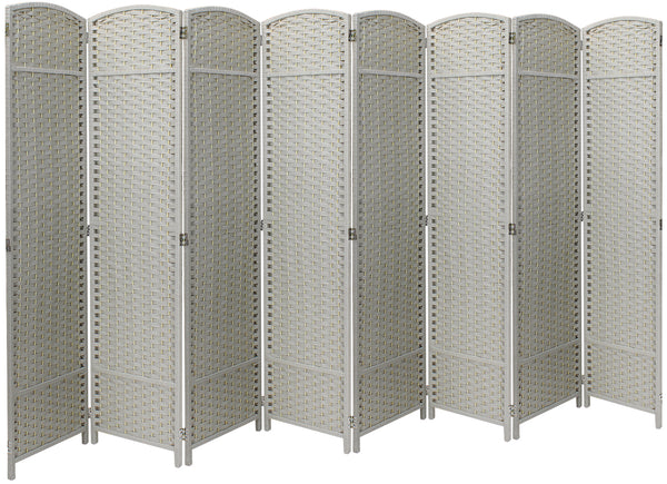 8-Panel Room Divider Screen