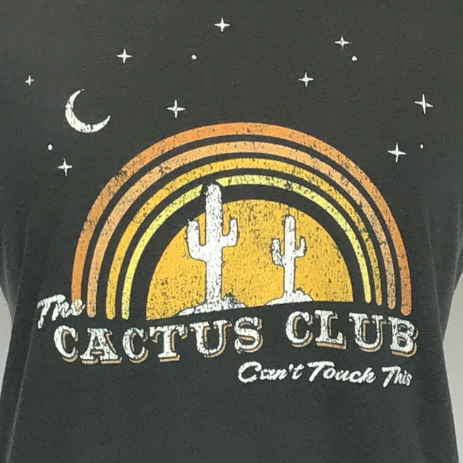 Cactus Club Garment-Dye Rocker Tee