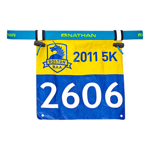 Nathan Race Number Belt - Forerunners
