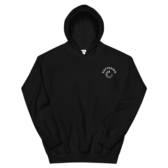 Hoodie Embroidered Suffering